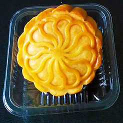 美味|椰蓉蔓越莓月饼
