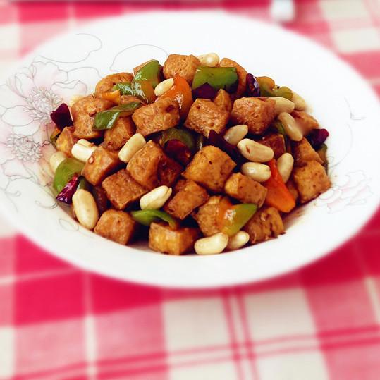 家常 宮保豆腐