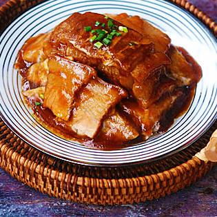 美味|芋頭蒸扣肉