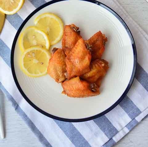 美味|奧爾良雞翅
