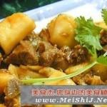猪排骨焖土豆