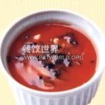 番茄松露酱汁
