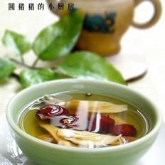 枣芪美颜茶