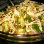 黄瓜干豆腐丝