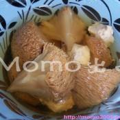 猴头菇炖瘦肉