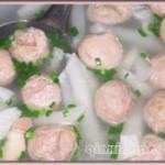 潮州牛丸煮萝卜