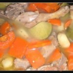 青红萝卜煲老鸭