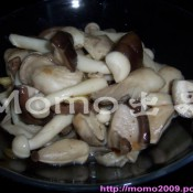 鱼露焖杂菌