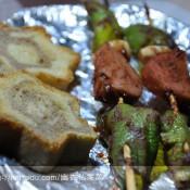 烤青椒火腿