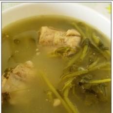 西洋菜大骨汤
