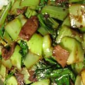 酱炒奶油菜