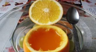 柑橘果凍的做法