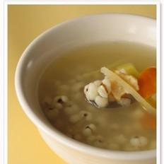 芸香薏米排毒养颜汤