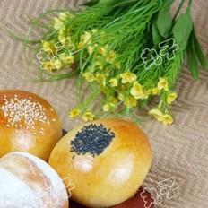 豆浆小面包