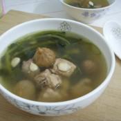 排骨西洋菜汤