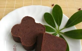 柠香红豆沙的做法