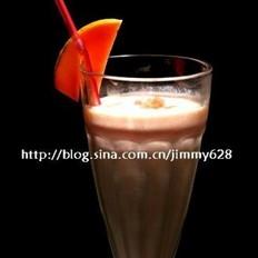 木瓜山药酸奶