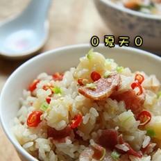泰式鲜虾土豆沙律