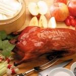 清蒸枣梨酿鸭的做法大全