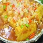 铁板海皇豆腐
