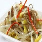 黄豆芽拌海带