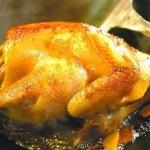 五香油酱鸡
