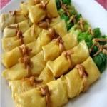 油豆腐皮卷