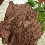 五香鹵牛肉