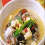 清炖鱼头尾汤