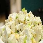 绿豆芽拌豆腐