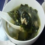 决明子海带汤
