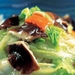 香菇洋白菜
