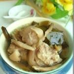 猪排鸡骨汤