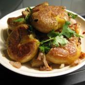 香煎扁土豆