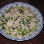 炒内酯豆腐
