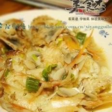 口蘑清炖鱼