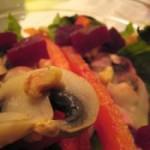 红菜头核桃沙拉