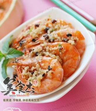 椒盐大虾的做法