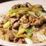 羊肉的家庭食疗菜谱