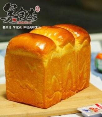 北海道吐司的做法