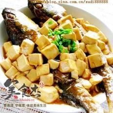 黄鱼烧豆腐