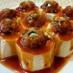 香菇釀豆腐