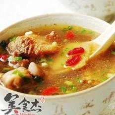 冬菇炖鸡汤