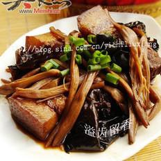 炒鲜黄花菜