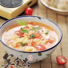 西红柿鸡蛋汤