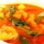 炸肉蔬菜浓汤的做法大全