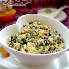 香菇豆腐炒三鲜