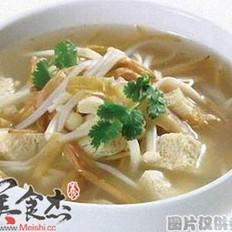 黄花菜健脑汤