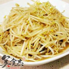 清热解毒-炒绿豆芽