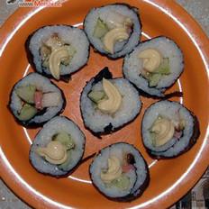 [日本料理]蔬果寿司